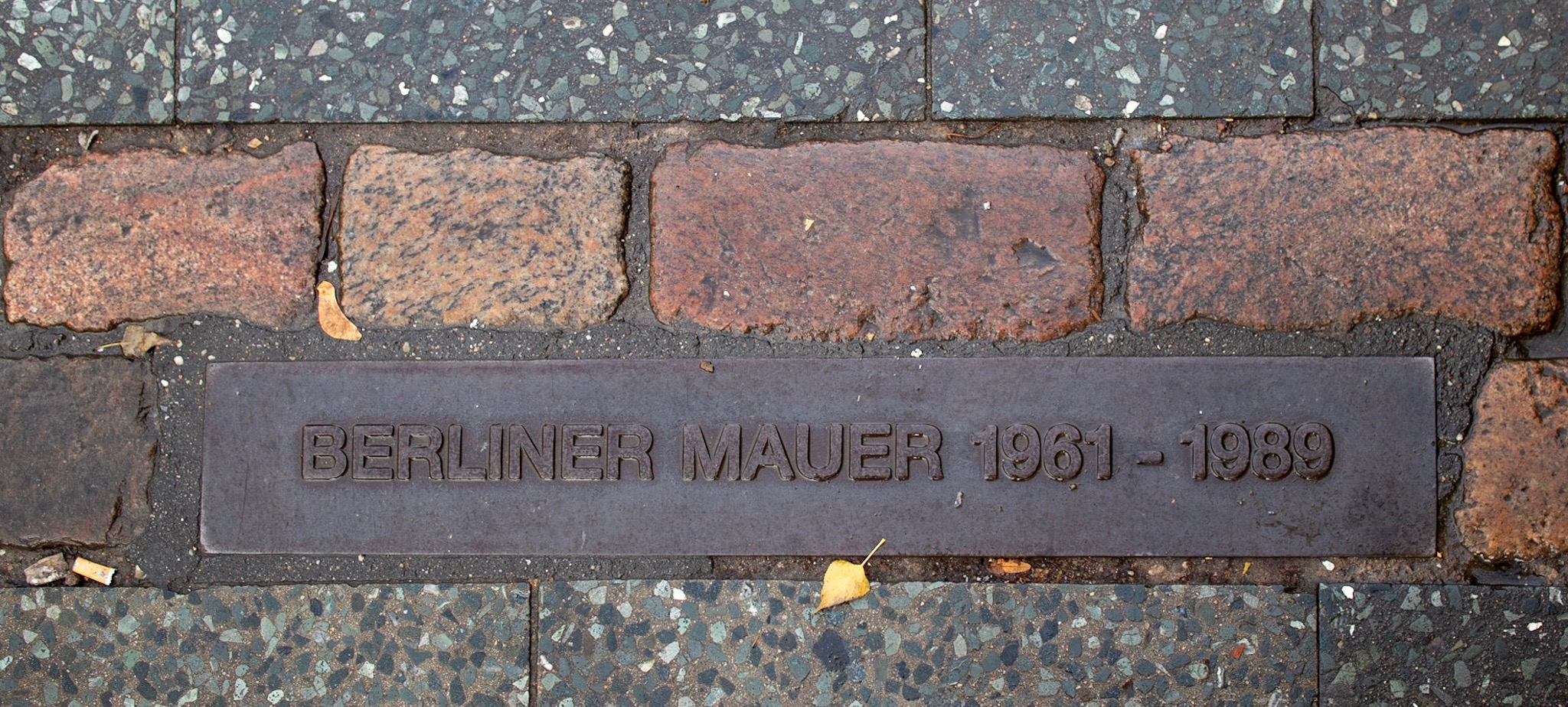 Berlin Wall Brick
